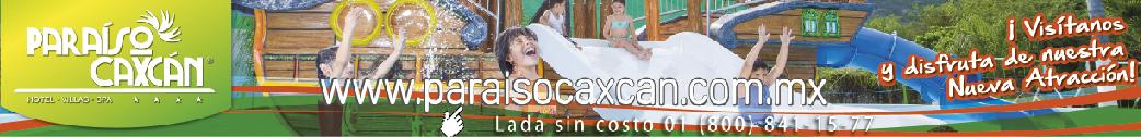 Visita Paraíso Caxcan