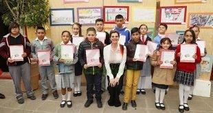Premian a ganadores del Concurso Binacional Dibujando una Historia de Migración