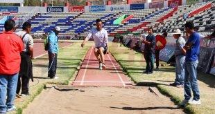 Cobaez realiza encuentro estatal de atletismo 2017