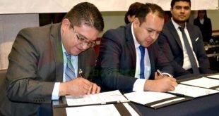 Coepla y UAZ firman convenio para profesionalizar el servicio público