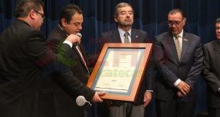 La UAZ entrega el Doctorado Honoris Causa a Juan Ramón de la Fuente