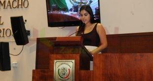 Respalda Isadora Santivañez a personas con capacidades diferentes que pretendan presentar quejas ante Comisión de Derechos Humanos.
