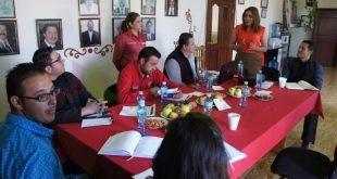"""Enlaces municipales del zacatecano migrante reciben capacitación para evitar el """"coyotaje"""""""