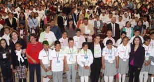 Inicia el XIV Congreso de Niñas y Niños promotores y defensores de Derechos Humanos