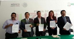 Secretaria de Migración y ayuntamientos acuerdan metodología para distribuir apoyos a migrantes