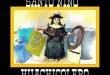 El Santo Niño de Atocha convertido a 'Santo Niño Huachicolero'