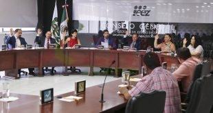 La reestructuración institucional del IEEZ implica movimientos administrativos y contratación de personal eventual