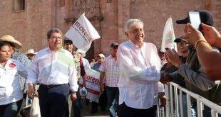 Suscribe AMLO con zacatecanos el Acuerdo Político de Unidad