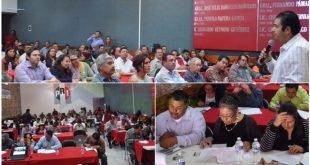Reciben curso y presentan examen los aspirantes a dirigir los Comités Municipales del PRI