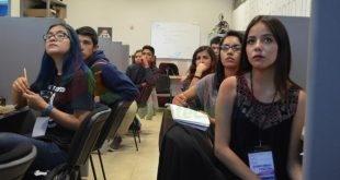 Decenas de jóvenes participan en clubes de ciencia 2017 promovidos por Cozcyt