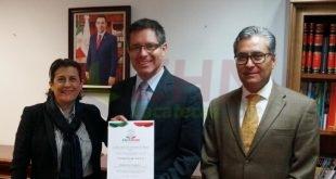 Mario Arturo Dévora Méndez rinde protesta como nuevo director del ITS de Fresnillo