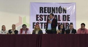 La estructura de Morena en Zacatecas está lista para la lucha que se avecina: Saúl Monreal