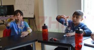 Campamento de ciencia del ZigZag atiende a niñas y niños de zonas vulnerables