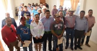 57 zacatecanos repatriados reciben apoyos del SNE