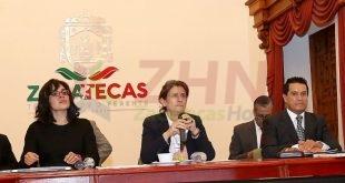 En Zacatecas ya damos resultados en el campo educativo: Mercado Sánchez