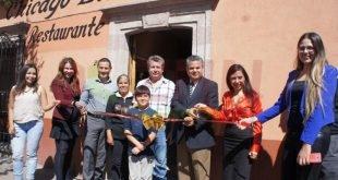 Familia zacatecana repatriada emprende negocio con asesoría del Gobierno del Estado