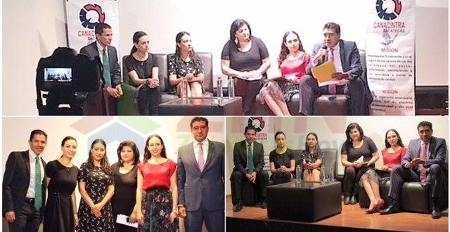 Presentan Canacintra y Cineteca Zacatecas Festival Internacional de Cine del Medio Ambiente