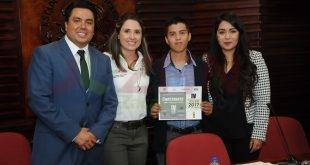 Inician trabajos del Cuarto Parlamento Joven