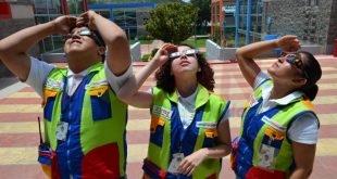 Gobierno Estatal invita a contemplar con seguridad el eclipse solar en 5 sedes del Cozcyt