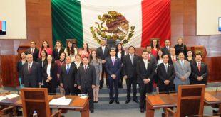 Apoyará el Poder Legislativo a Estados afectados por sismo