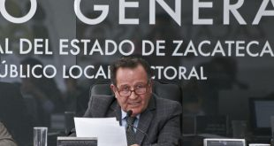 Presenta IEEZ denuncia ante la FEPADE, por eventual acceso indebido al servidor del Instituto