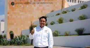 Tribunal Federal falla a favor de Omar Carrera, ante amparo del Ayuntamiento de Fresnillo