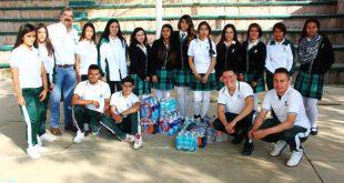 Plantel 01 del Cobaez acopiara botellas de agua para apoyar a damnificados del Oaxaca y Chiapas