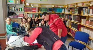 Gobierno del Estado realiza cursos de automatización de bibliotecas y reparación de libros