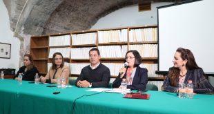 Firman Convenio la CDHEZ y Federación de Migrantes Zacatecanos