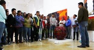 Alumnos del Cobaez Villa González Ortega complementan su formación con visitas a museos de Zacatecas