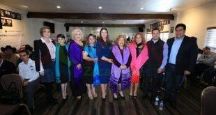 Abandera a Godezac nuevos clubes de zacatecanos en el Sur de California
