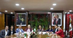 Claudia Ruiz Massieu instala la Comisión Nacional para la Postulación de Candidaturas