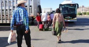 Logra Godezac reunir a cerca de 1 Mil 100 padres migrantes con sus hijos en 2017