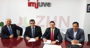 A través de convenio con Imjuve, Godezac promueve el desarrollo integral de la juventud zacatecana