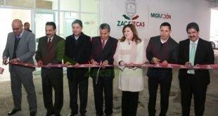 Zacatecas se coloca como primer estado que ofrece todos los servicios a migrantes en un solo espacio