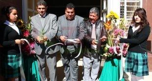 Alumnos del Cobaez Victor Rosales reciben cafetería
