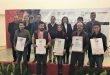 Artesanos zacatecanos reciben el distintivo a la calidad otorgado por Turismo Federal