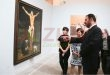 """Inaugura Gobernador exposición temporal """"Expiación"""" del artista visual Arturo Rivera"""