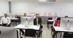 Zacatecas cambia y se abre a las oportunidades, Tello a estudiantes durante inauguración de Unidad Académica del Tecnológico del Estado