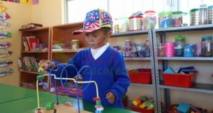 Más de Mil Obras para Zacatecas beneficia a instituciones educativas de Pinos