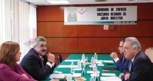Francisco Escobedo asume la Presidencia de la Comisión de Energía de la Cámara de Diputados