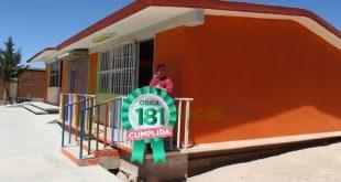 Más de Mil Obras para Zacatecas 2018 fortalece la infraestructura educativa en Calera