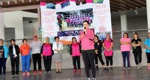 24 delegaciones de nueve estados participan en la décima vuelta del circuito amistoso de cachibol