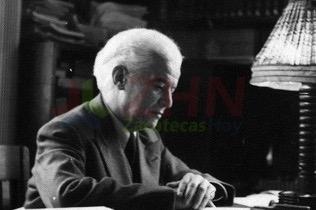 Zacatecas recordará a Manuel M. Ponce en el 70 Aniversario de su Fallecimiento