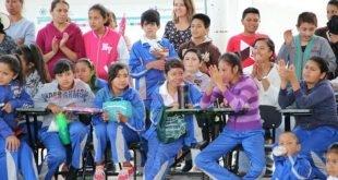 Festejará Godezac a niñas y niños en su día con eventos en 40 municipios