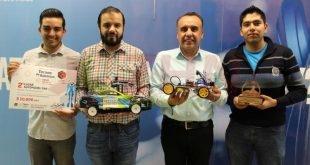 Destacan jóvenes zacatecanos en torneos de robótica nacional