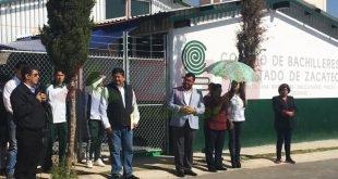Estudiantes del Cobaez plantel 40 ya tienen edificio