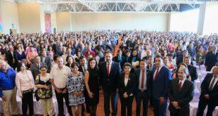 Tello: Con educación y maestros comprometidos vamos a resolver los problemas de México y Zacatecas