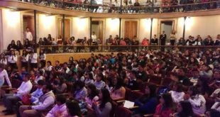Cecytez realiza primera jornada académica en Fresnillo