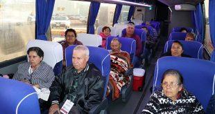 Corazón de Plata lleva a 16 zacatecanos a reencontrarse con sus hijos en Atlanta